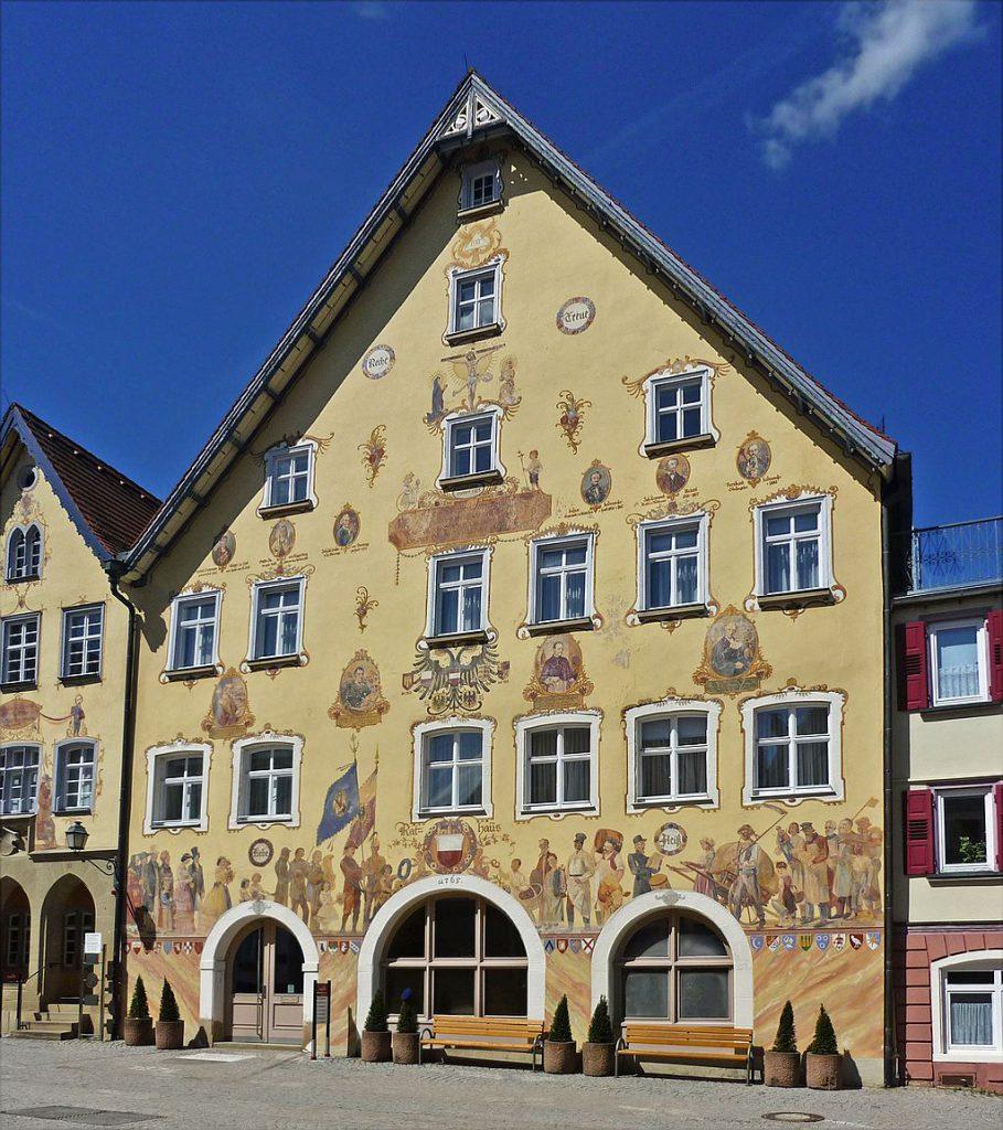 Rathaus Horb am Neckar