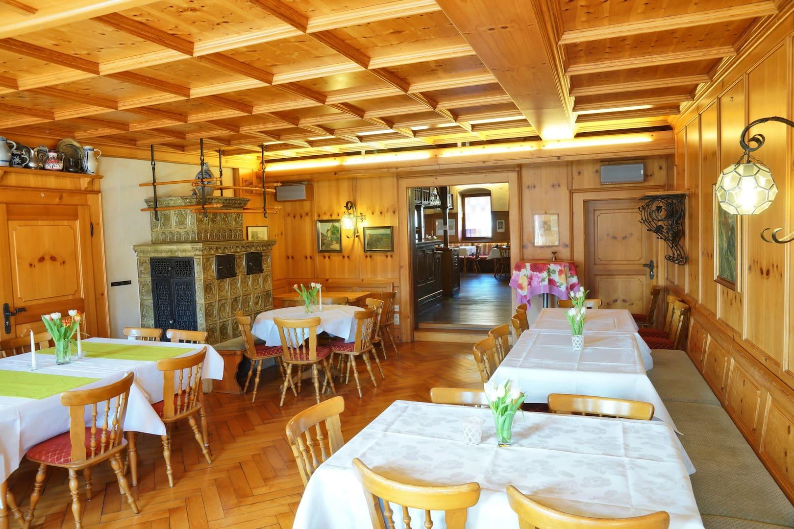Nebenzimmer des Hotel-Gasthof Schiff in Horb am Neckar